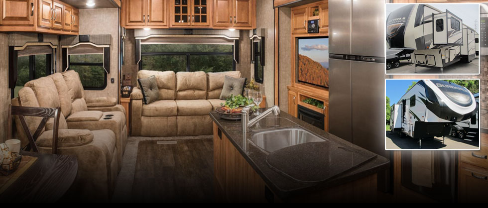 Fifth Wheel RV Models Ontario