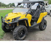 pre-owned atv in perth ontario